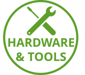 Icon Hardware and Tools