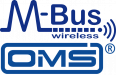wM-Bus and OMS Logo